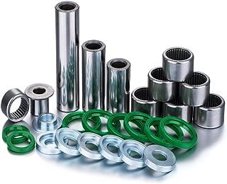 [Factory-Links] Linkage Bearing Rebuild Kits, Fits: Kawasaki (2006-2019): KLX 450R, KX 250F, KX 450F