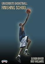 Championship Productions Ganon Baker: Grassroots Basketball: Finishing School DVD