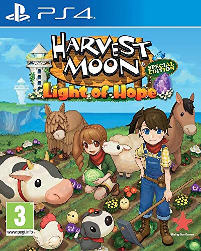 Harvest Moon: Light of Hope - PlayStation 4