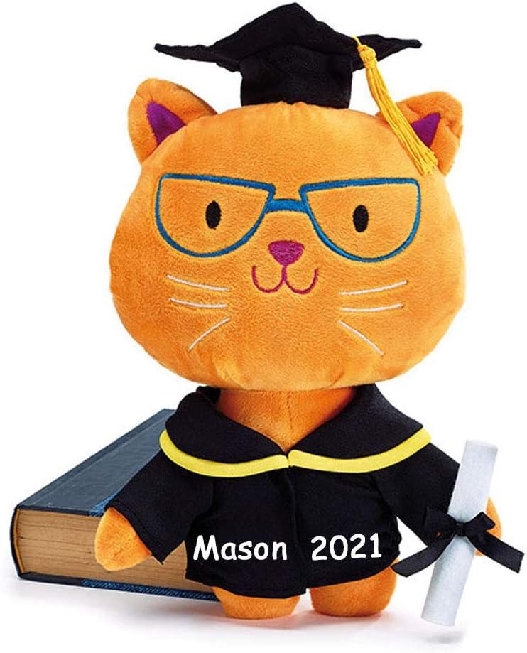 6in Ganz Sloth Graduate with Graduation Cap /& Diploma Stuffed Animal Plush