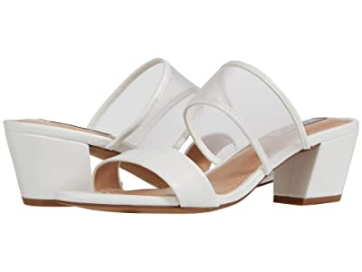 STEVEN NEW YORK Vance (White Multi) High Heels