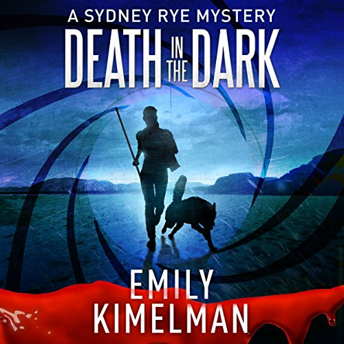 Death in the Dark audiobook cover art