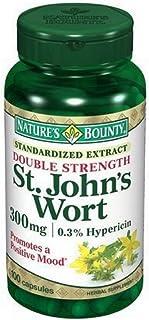 Nature's Bounty St. John's Wort 300 mg Caps, 100 ct