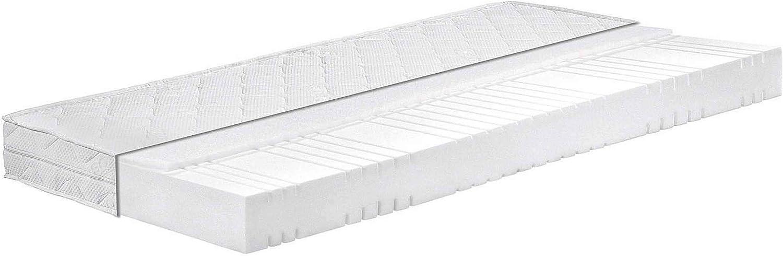 Meradiso 7 Zonen Komfort Matratze 160 x 200 H2 Schulterzone Waschbar Neu