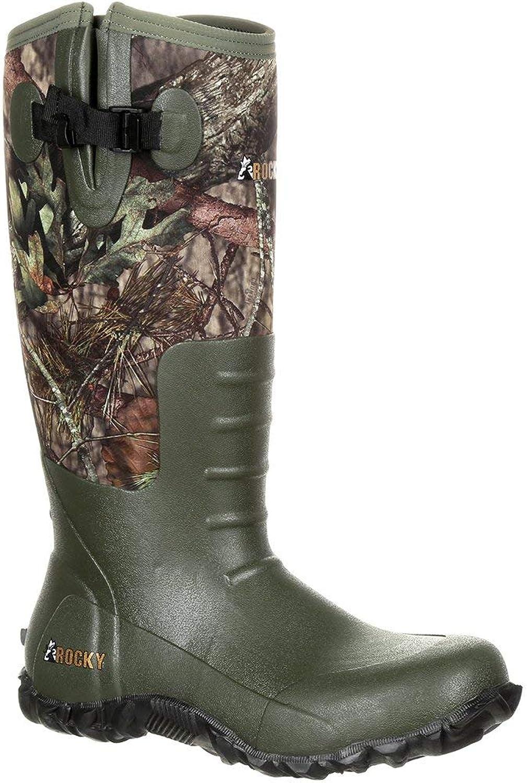 Rocky Core Rubber Waterproof Outdoor Boot US