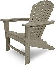 Trex Outdoor Furniture Cape Cod Adirondack Chair, Sand Castle