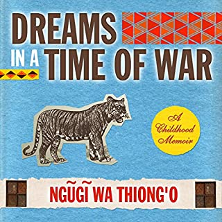 Dreams in a Time of War cover art