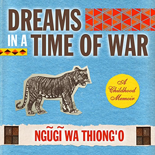 Dreams in a Time of War audiobook cover art