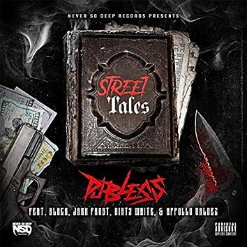 Street Tales (feat. Black, Appollo Valdez, Jakk Frost & Dirty White)