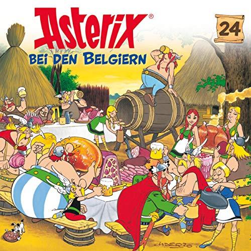 Asterix bei den Belgiern Titelbild