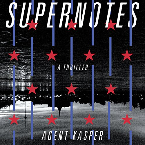 Supernotes audiobook cover art
