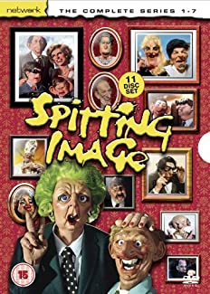 Spitting Image - The Complete Series 1-7