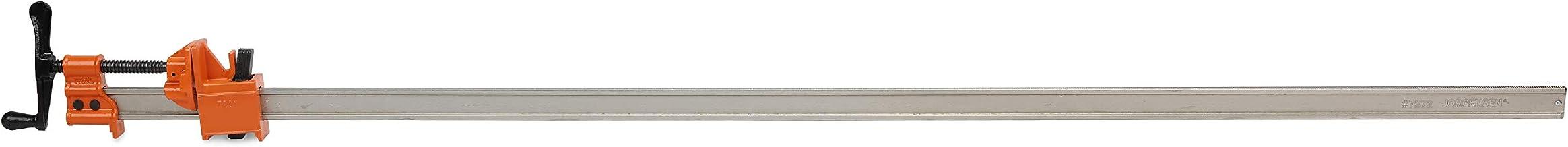 Pony Jorgensen Jorgensen 7248 48-Inch Heavy-Duty Steel I-Bar Clamp