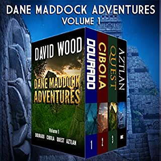 The Dane Maddock Adventures     Volume 1              By:                                                                                                                                 David Wood                               Narrated by:                                                                                                                                 Jeffrey Kafer                      Length: 22 hrs and 17 mins     6 ratings     Overall 4.0