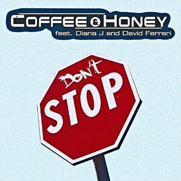 Don't Stop (feat. Diana J, David Ferrari)