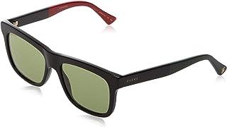 b17562c3ae Gucci GG0101S 002 Gafas de Sol, Negro (Black/Grey), 53 para