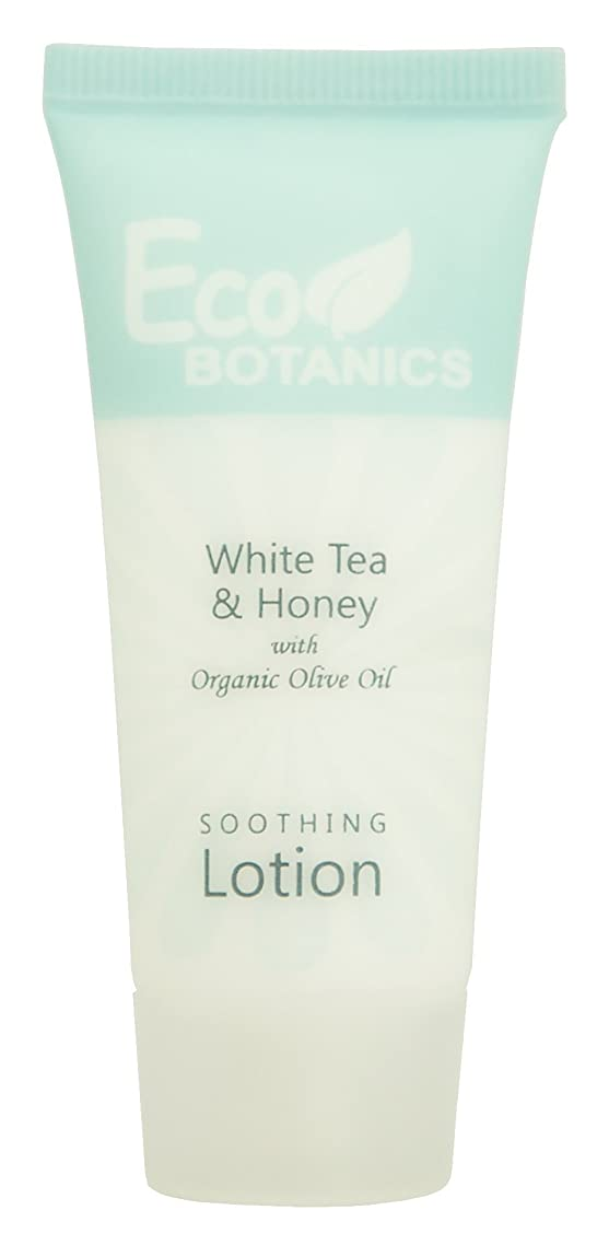 Eco Botanics Amenities Travel-Size Hotel Lotion, 0.85 oz. (Case of 300)