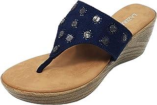 Lazera Women's Platform heel Fashion Sandals
