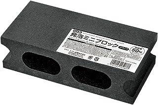 エコー金属 発泡ミニブロック (ブラック) 1299-825