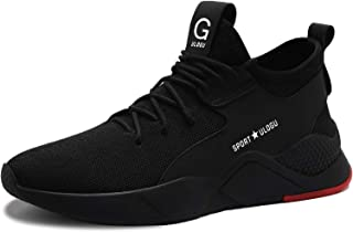 ZOEASHLEY Chaussure de Securite Homme Legere et Confortable Basket de Securite