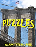 Puzzles: 105 Large Print Word Search Puzzles