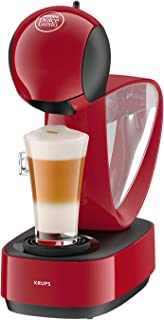 comprar comparacion Krups Dolce Gusto Infinissima KP1705 - Cafetera de cápsulas, 15 bares de presión, color rojo