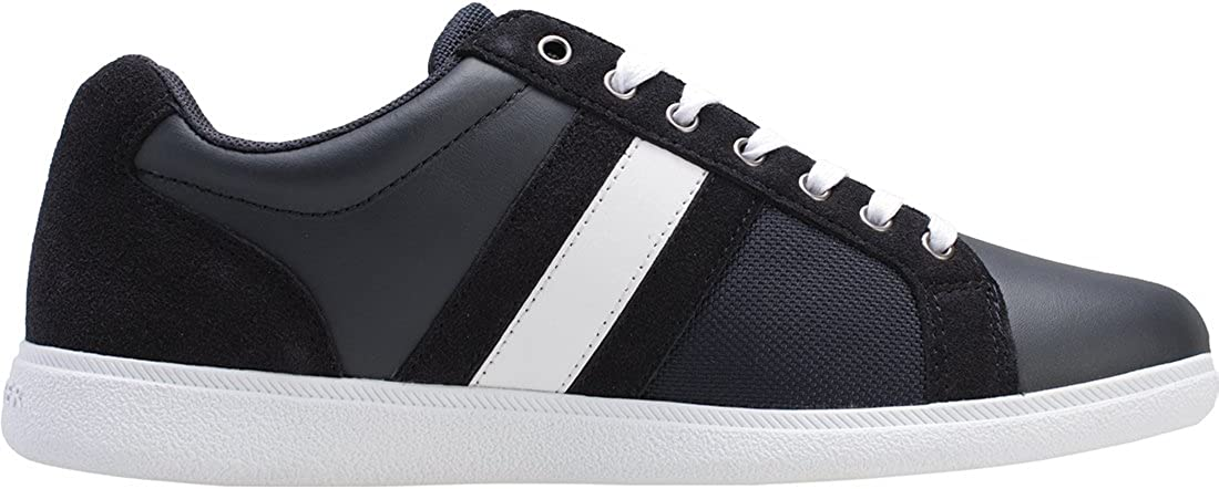 Tommy Hilfiger Core Material Mix Cupsole Mens Trainers