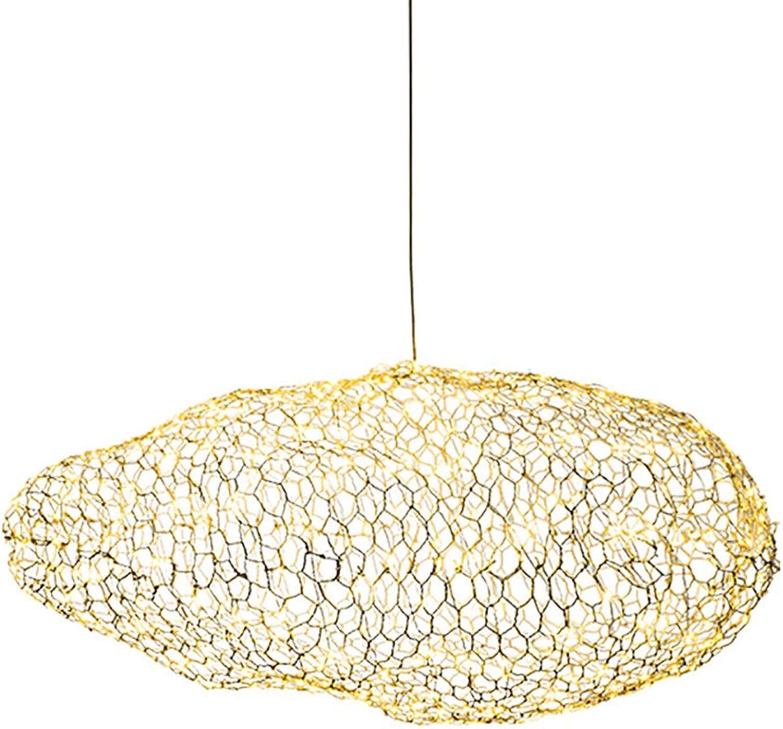 LED Gypsophila Pendelleuchte Stacheldecke Cloud Restaurantbar Cafe Kinderschlafzimmerdekoration, Feiertagsgeschenke, 35  25cm