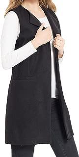 Best black longline waistcoat womens Reviews