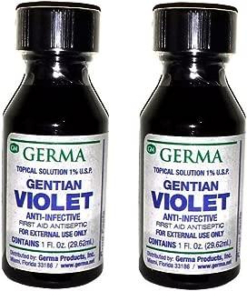 Gentian Violet First Aid Antiseptic Antibacterial Abrasions Violeta Genciana (2)