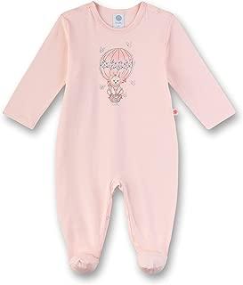 ohne Fu/ß Baumwolle 3 St/ück niedlich Einteiler kavkas Baby-Strampler f/ür M/ädchen Schlafanzug und Spiel