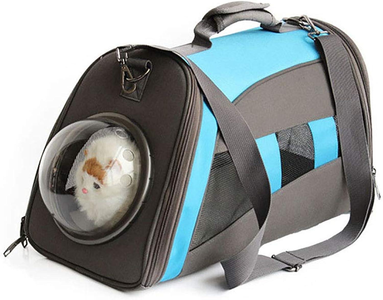 Pet Cat Dog Puppy Carrier Travel Bag Space Capsule Backpack Breathable Slings Pet Bag Outdoor Carrier Dog Bag