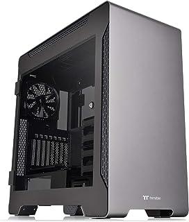 Thermaltake TT Premium A700 TG Aluminum フルタワー型PCケース 2面強化ガラス CA-1O2-00F9WN-00 CS7635
