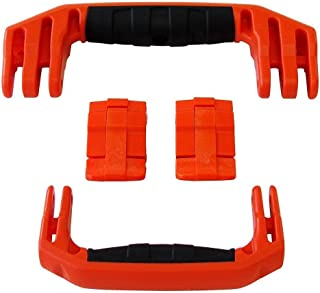 2 Orange Replacement Handles / 2 Latches for Pelican 1510. Customize your Pelican 1510 Case.