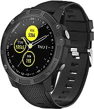 【Neuestes Modell】 Smartwatch,Antimi Fitness Uhr Bluetooth Smart Watch Fitness Tracker mit Pulsuhr Schrittzähler Blutdruckmessung und Sportuhr IP68 Wasserdicht Damen Herren Uhr für IOS/Android
