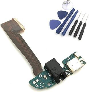 HTC One M8carga Dock Connector Micro USB Flex Cable Home Button port Micrófono