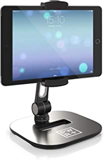 Pwr Tablet Stands and Holders Adjustable 360 Degree Swivel Angle Rotation for 4-11