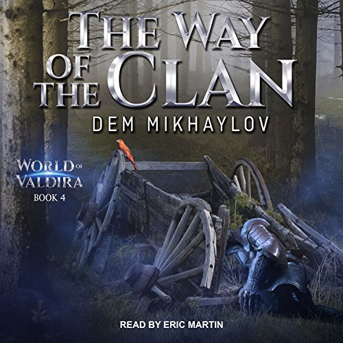 The Way of the Clan 4 audiobook cover art