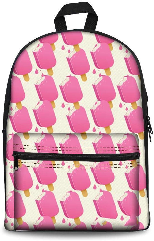 DEGDAI Rucksack Kinder Baumwolle Ruckscke Rucksack Taschen Kindertaschen 39  29  17,5 cm