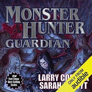 Monster Hunter Guardian audiobook cover art
