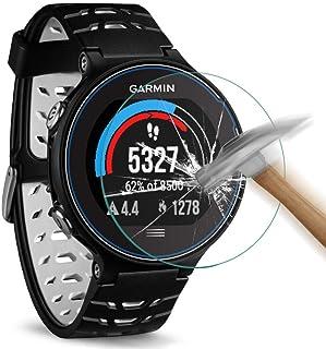 3 X Películas Vidro Temperado Protetora Para Relógio Garmin Forerunner 235
