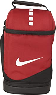 Nike Elite Fuel Pack Lunch Tote Bag, (Gym Red/Black/White)
