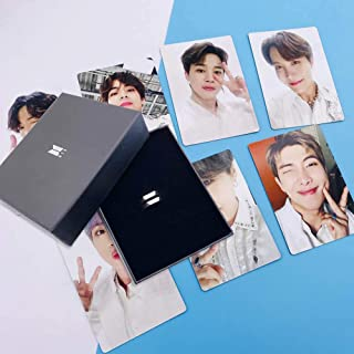 Opopark New Kpop Bangtan Boys Speak Yourself The Final Ring Set Photo Card Gift