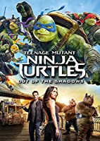 Teenage Mutant Ninja Turtles: Out of the Shadows [DVD] [Import]