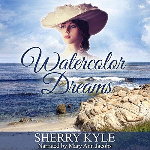 Watercolor Dreams audiobook cover art