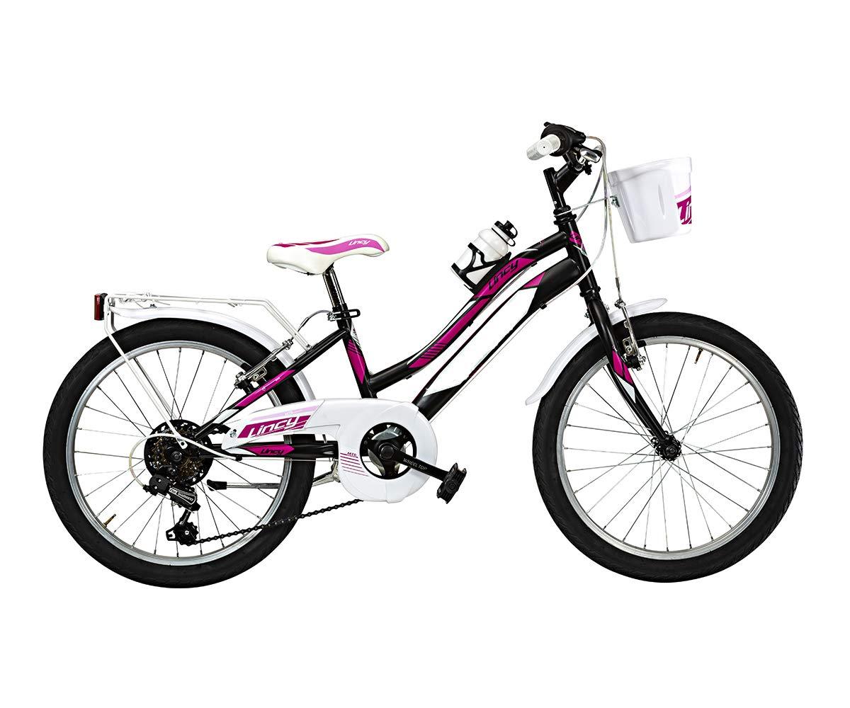 Galant - Bicicleta de montaña LY20CC para niña de 20 Pulgadas, de ...