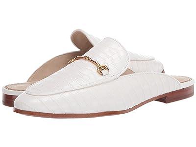 Sam Edelman Linnie (Bright White Kenya Croco Leather) Women
