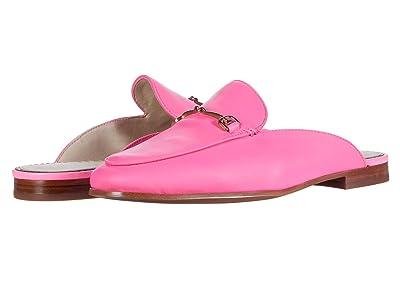 Sam Edelman Linnie (Electric Pink Neon Nappa Leather) Women