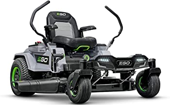 """EGO Power+ ZT4204L 42"""" Z6 Zero Turn Riding Mower with (4) 10AH Batteries and 1600W Charger"""