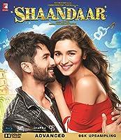 SHAANDAAR Hindi Blu Ray ( English Subtitles, All Regions )